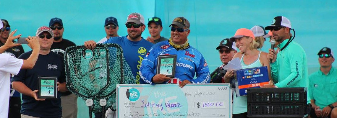 2017 Ike's Celebrity Pro-Am Bass Tournament