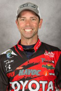 Mike Iaconelli pro angler
