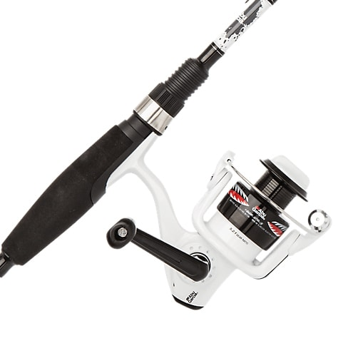 Abu Garcia Ike Approved Spinning Combo