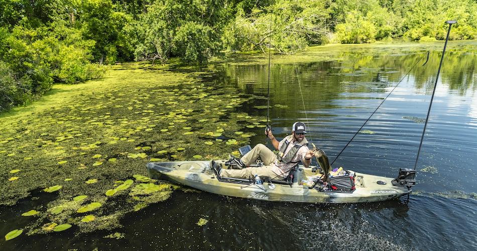 Ike's Kayak Bass Tournament