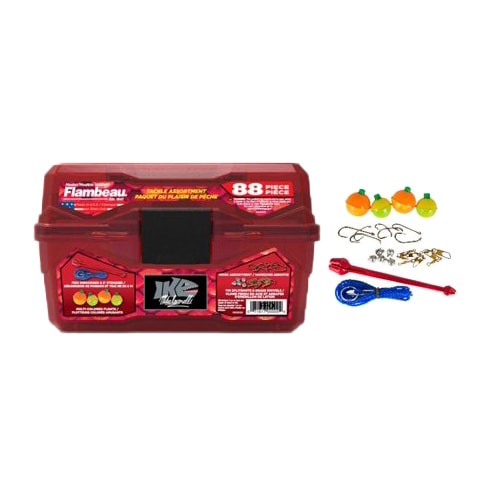 Flambeau Ike's Big Mouth Tackle box