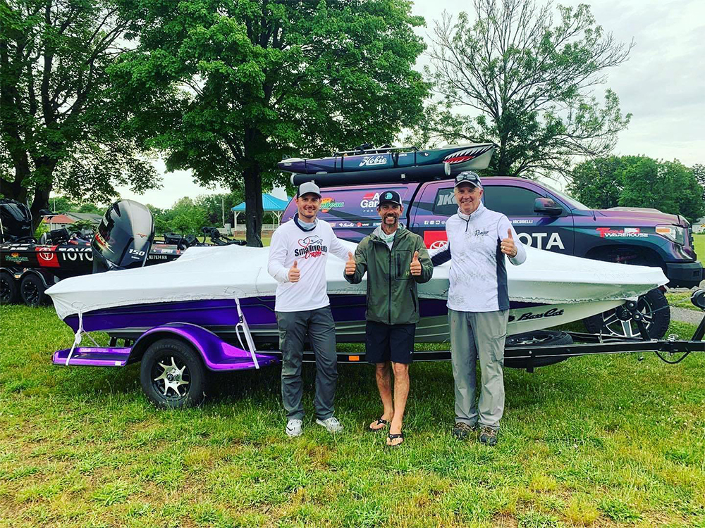 Pro-Am Bass Tournament Recap